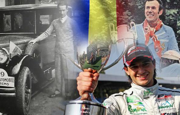 TOP 10 – performanţe româneşti în motorsport